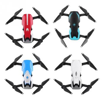 RC Foldable Drone FPV Selfie Quadcopter with 2MP Wide-Angle Wifi Camera Photo Live Video Altitude Hold Helicopter Drone