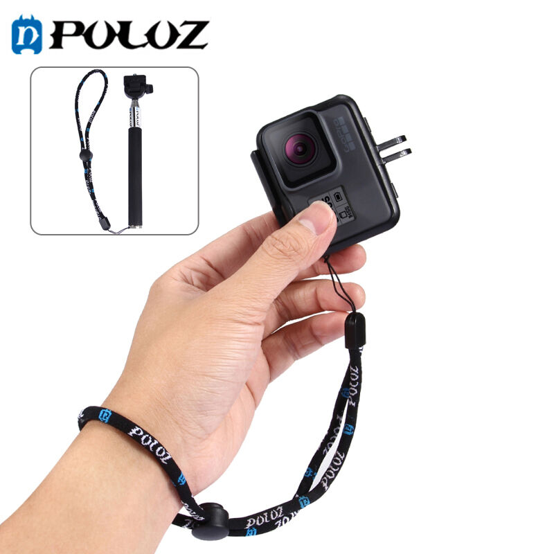 Puluz 23cm Hand Wrist Strap Adjustable Lanyard For GoPro HERO7 6 5 4 3+ 3 2 1
