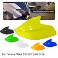 Защитная крышка для мотоцикла  Защитная линза для фар  Защитная крышка для Yamaha T MAX TMAX 530 TMAX530 2017 2018 2019