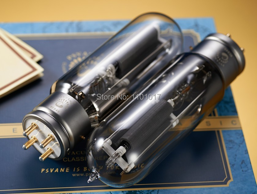 PSVANE WE845 Xtreme Series 1:1 Replica Vaccum Tube Factory Matched 845 Electron Lamp HIFI EXQUIS psvane 845 tii vacuum tube mark tii series collection edition hifi exquis factory matched pair 845 tii 2pcs electronic valve