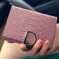 LEFTSIDE 2016 New Women Wallet Card Holder PU Leather Long Wallet D Purse Serpentine Lady Handbag Big Capacity Women Wallets