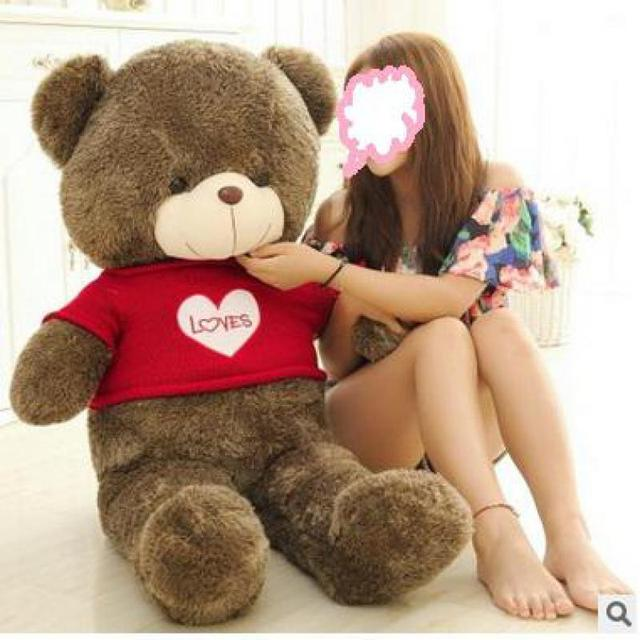 Movie 60 Cm Soft Teddy Bear Plush Toys Stuffed Animals Latest Selling Valentineu0027s  Day Gift