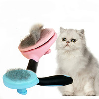 Multi purpose Needle Comb for Dog Cat Pet Grooming Dog Hair Brush Comb Glove for Pet Cleaning Stainless Steel Pet Groomer