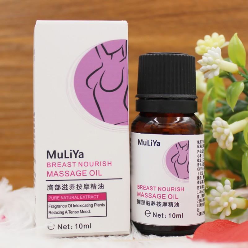 10ml Women Essential Oils Breast Enlargement Massage Chest