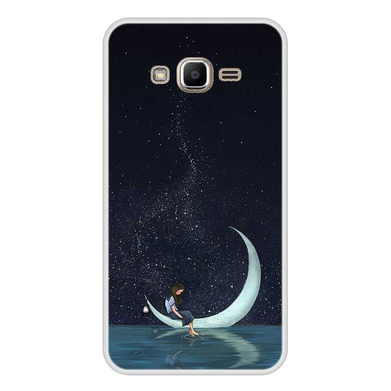 Funda para Samsung Galaxy J2 prime silicona suave TPU diseño fresco patrón de impresión cubierta para Samsung J2 prime funda de teléfono