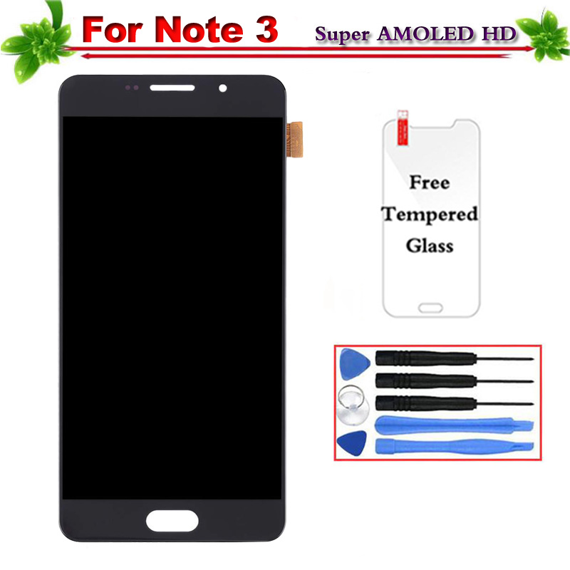 for Samsung Galaxy Note 3 N9005 N900A LCD Display Touch Screen Assembly Replacement with Frame Super Amoled for Galaxy Note 3for Samsung Galaxy Note 3 N9005 N900A LCD Display Touch Screen Assembly Replacement with Frame Super Amoled for Galaxy Note 3