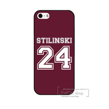 Teen Wolf Stilinski Hard Case for iPhone