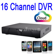 JIENU 2016 cctv dvr 16 channel standalone security network mini recorder