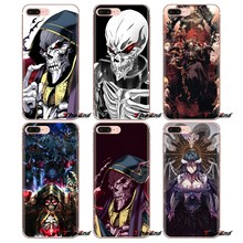 Transparent Soft Shell Covers OVERLORD Anime manga For Xiaomi Redmi 4A S2 Note 3 3S 4 4X 5 Plus 6 7 6A Pro Pocophone F1(China)