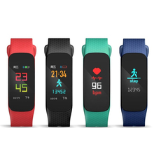 New L6 Heart Rate Monitor Fitness Bracelet Smart Wristband Blood Pressure Oxygen Band Waterproof Watches Mens