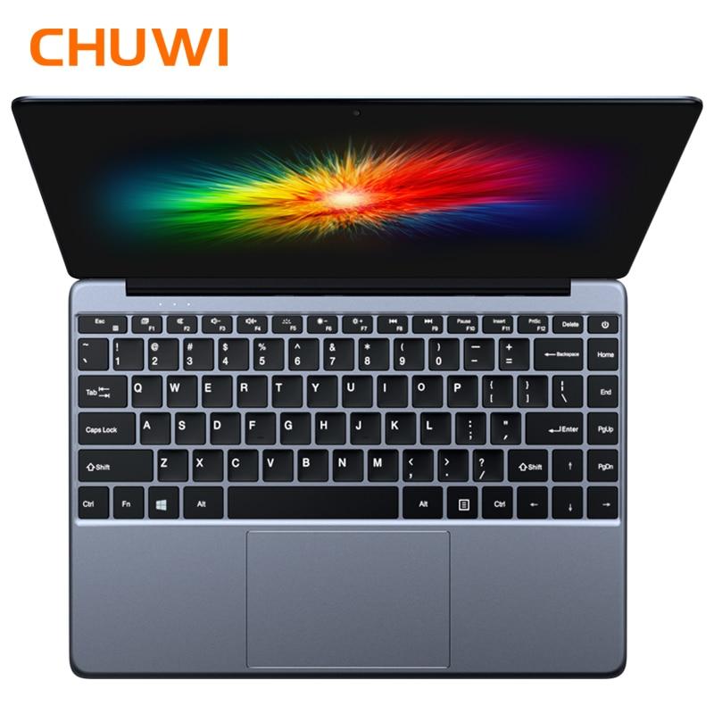 CHUWI Lapbook SE 13.3 pollice Window10 Intel Gemini-Lago N4100 tastiera Del Computer Portatile con Retroilluminazione di RAM 4 gb di ROM 160 gb Ultra Notebook
