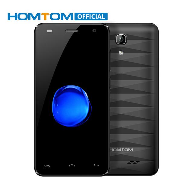 HOMTOM HT26 Android 7.0 MTK6737 Quad Core 4.5 Inch 1.3GHz Mobile Phone 1GB RAM 8GB ROM 2300mAh Battery 8 MP+5MP Smartphone