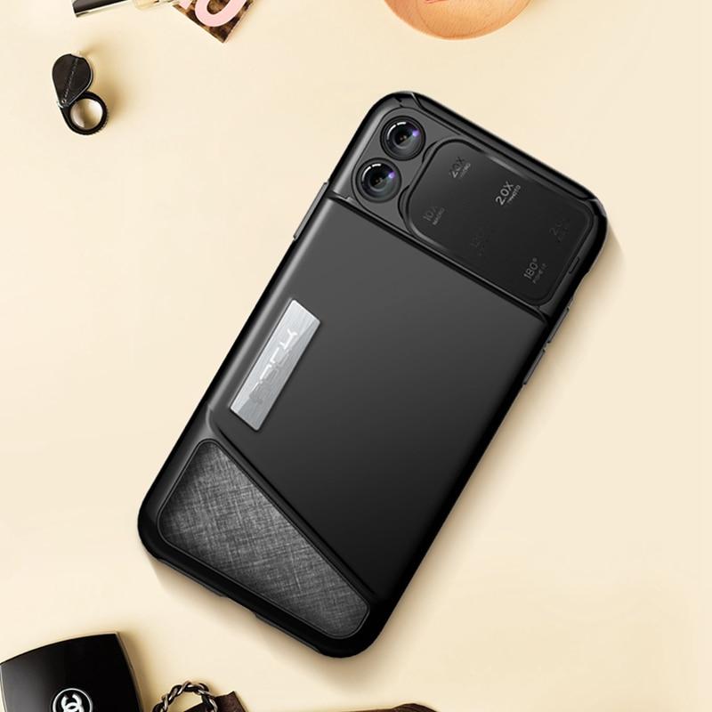online store 1ff1b 339b9 iPhone X Ultimate 6 in 1 Camera Attachment
