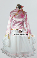 APH Axis Powers Hetalia women Taiwan Cosplay Costume Lolita dress set