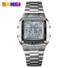 SKMEI Military Sports Watches Electronic Mens Watches Top Brand Luxury