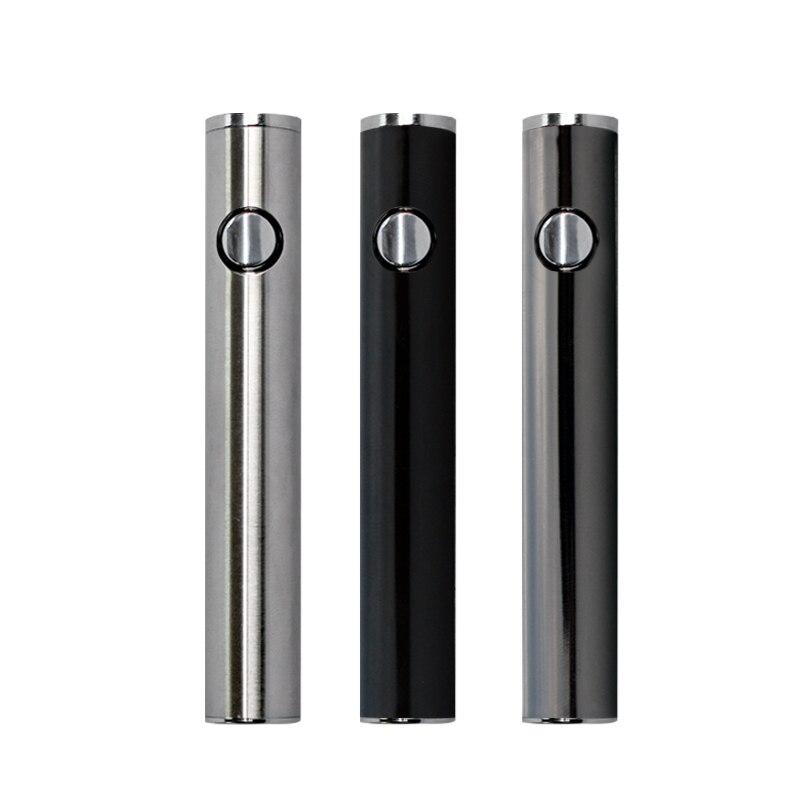 Preheat Battery Adjustable voltage battery C8 battery Max Preheat 650mAh Variable Voltage 510 vape pen vaporizer