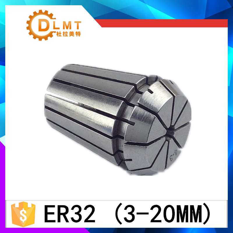 er32 collet chuck milling spindle machine lathe accessories 3 pcs set er32 collet chuck holder 2 20mm for cnc milling lathe and spindle motor grinding milling boring drilling tapping tools