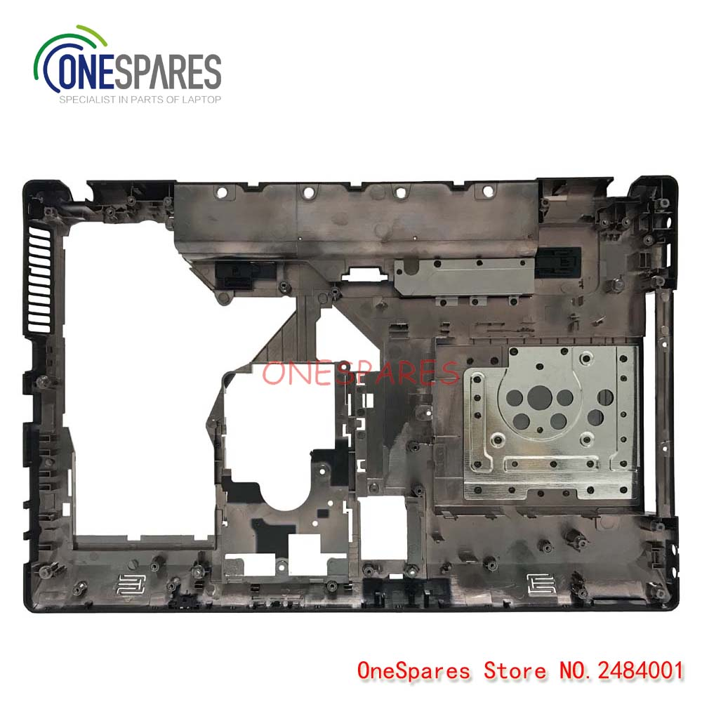 NEW Original Laptop Base Bottom Case Cover For Lenovo G570 G575 Series D Shell NO W/HDMI W/O W/HDMI Port Parts AP0GM000A20 gzeele for lenovo for ideapad y570 y575 bottom base cover case new orig d cover case d shell cover laptop bottom case with hdmi