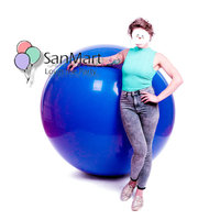 6ft 72 Inch Clear Climb in Latex Balloon 180cm 240g Giant Balloons for Talent Show Wedding Birthday Party Decorations Festivals
