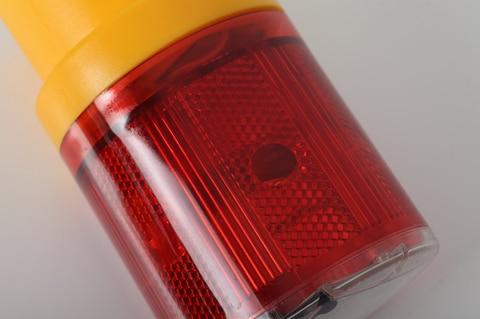 signal beacon luz de advertencia do trafego