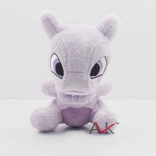 14cm Pokemon Mewtwo Plush Doll Toy Stuffed Dolls 5 5 Inch Figure Doll Gifts for Children