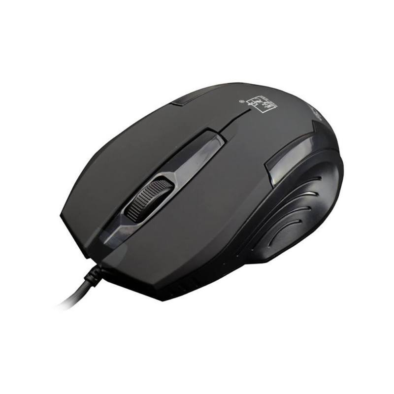 High Quality Optical Engine Accurate Positioning for Gaming Office Home BUBM USB 2000 DPI Wired Game Mouse image