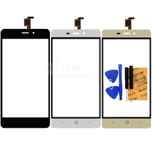 Black/White/Gold TP for ZTE Blade X3 D2 A452 5.0″ Touch Screen Digitizer Glass Panel No LCD Replacement Part Free Shipping+Tools