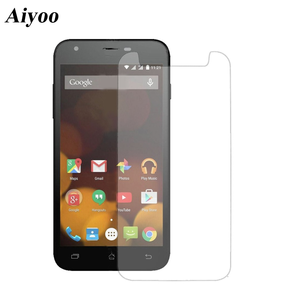 Universal Tempered Glass 3.5 4.0 4.3 4.5 4.7 5.0 5.3 5.5 5.7 6.0 inch Screen Protector 9H 0.3mm Anti-Scratch Protective Film 5""