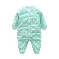 Newborn Unisex Baby Clothes Cartoon Animal Costume Baby Girls Boys Jumpsuit clothing Winter Warm Romper Body Unisex Baby Clothes
