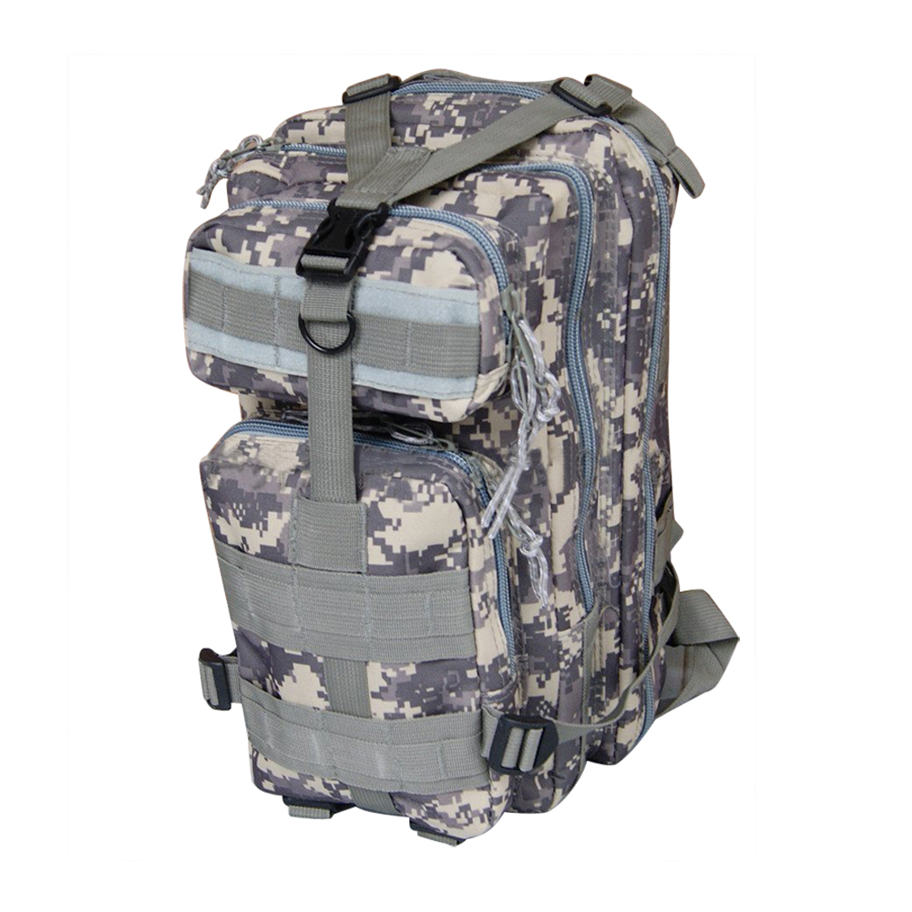 30l  Military Rucksacks Backpack  Trekking Bag - Acu Camouflage