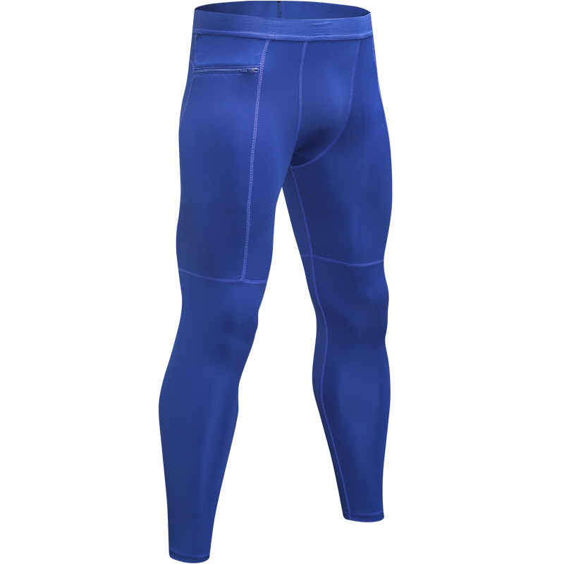 New Zipper Pocket Sport Pants For Men 5