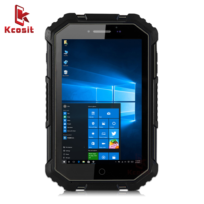 Industrial Tablet PC Windows Android MINI Car Vehicle Computer 7 HD Rugged Waterproof Handheld Terminal 4G LTE G GPS 2GB RAM rfid 125khz 7 inch fingerprint rugged tablet pc industry pc