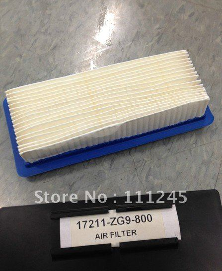 AIR FILTER FITS SOME HONDA GXV140 GXV160 HR*/HRB475 HRB535 5 HP HARMONY WALK-BEHIND MOWERS PAPER CLEANER 17211-ZG9-800