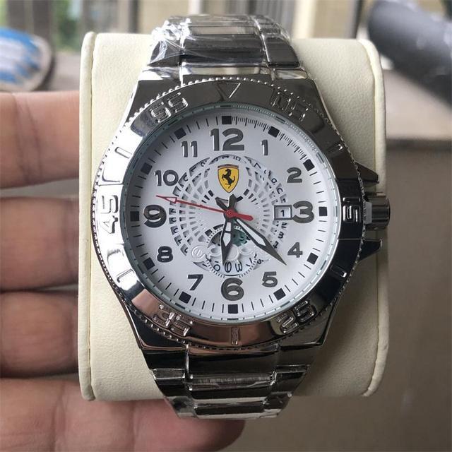 SCUDERIA FERRARI Brands 2018 New Arrivals Watch Men's Sports Casual Fashion Waterproof Male Men's Quartz Wristwatches 84382323
