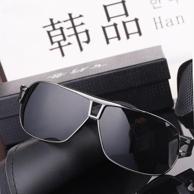78b3891e0e Vazrobe (150mm) Oversized Sunglasses Men Polarized Driving Sun Glasses for  Man Rectangle Sunglass Wide