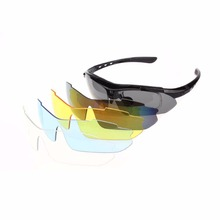 Professional Polarized Cycling – Bike Goggles Outdoor Sports UV 400 With 5 Lens