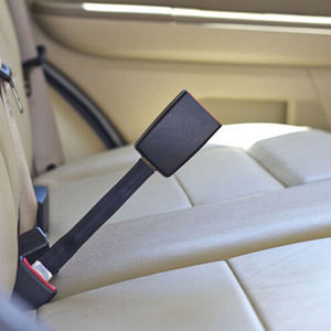 Image 5 - 2 قطعة مقعد السيارة حزام موسع تمديد مشبك السلامة كليب العالمي قابل للتعديل