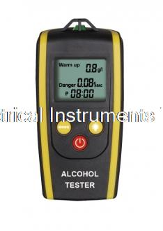 Fast Arrival HT-611 Alcohol Meter 0.000 - 0.20%bac & 0.0-1.9g/l
