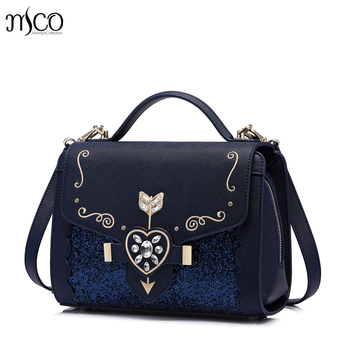 2017 Brand Design Sweet Cupid sword Diamonds PU Leather Women Handbag Ladies Shoulder Bags Cross body Bag For Girls just star brand new design fashion pearls bow pets printing pu women leather girls ladies handbag shoulder bag cross body bags