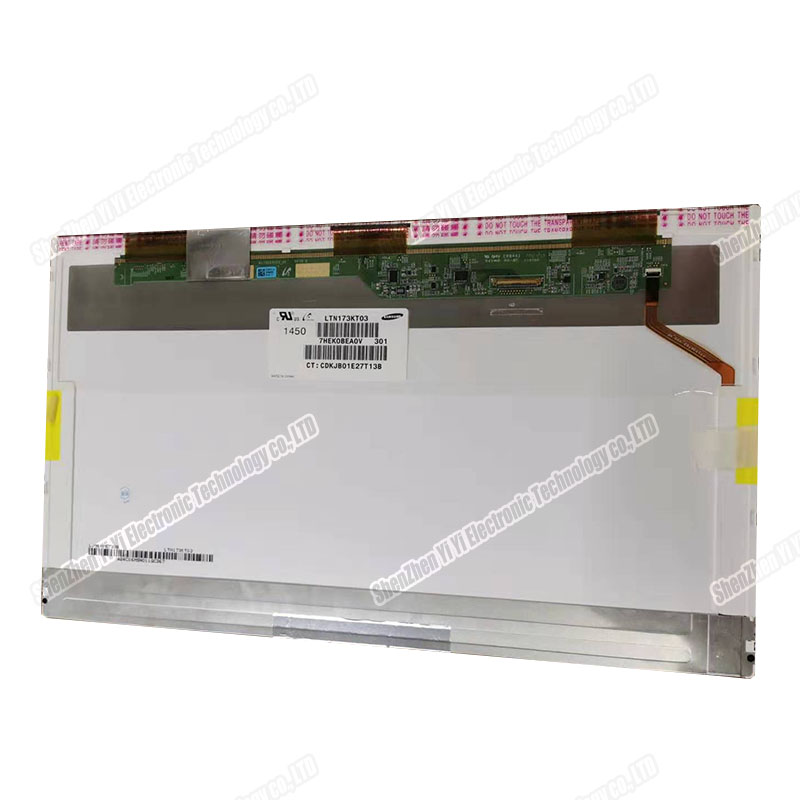 Free Shipping 17.3LED LTN173KT03 For HP Pavilion 17-G 17-g121wm 17-F 17-F115DX Replacement Lcd Screen
