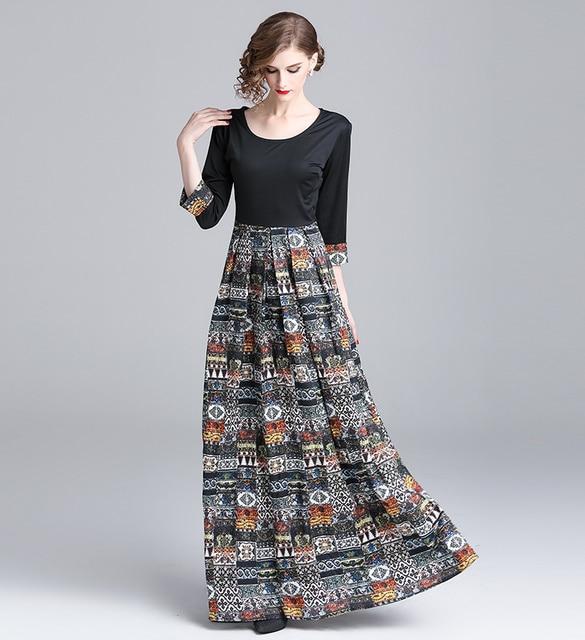 Long Sleeve Casual Beach Dresses