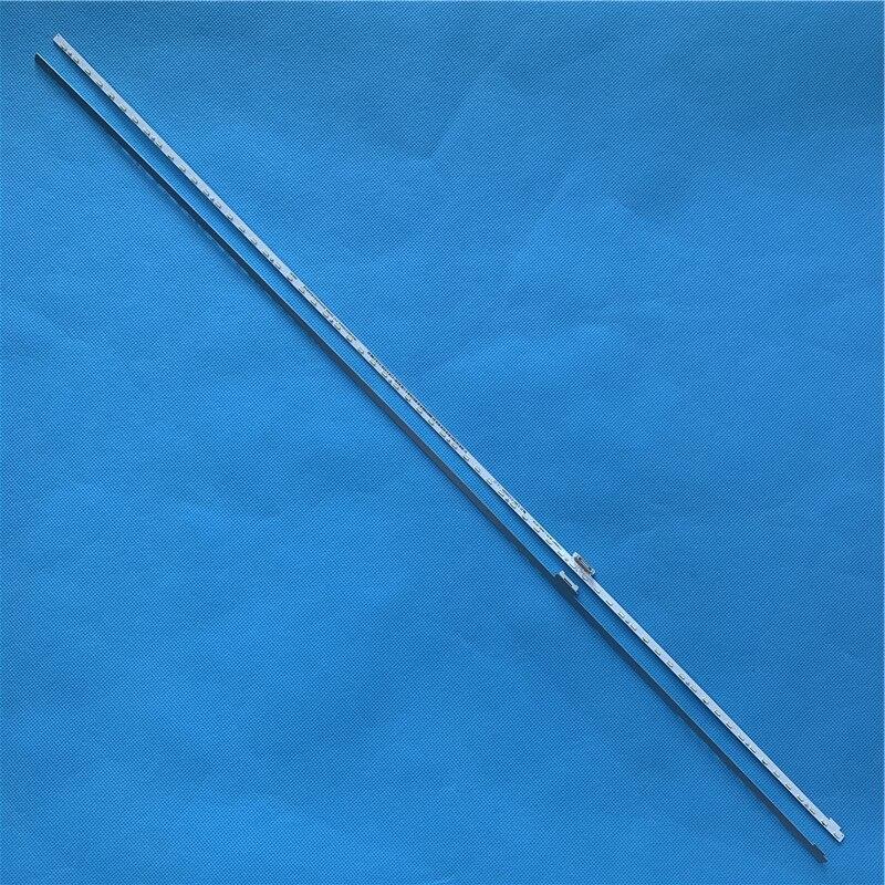 Wholesale 20 PCS 714mm LED Backlight Strip 66 Lamp For STO650A58_66LED_L/R_Rev03_161114 Tv Parts