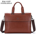 2015 Popular Italy Design Brand man shoulder bag,Quality Leather Handbags,Attache Business Trip Bag,Vintage Men tote,Three color