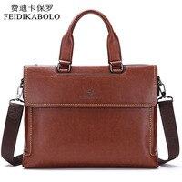 2019 Popular Italy Design Brand man shoulder bag,Quality Leather Handbags,Attache Business Trip Bag,Vintage Men tote,Three color