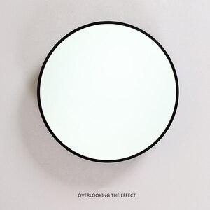 Image 5 - QLTEG ultra cienkie nowoczesne lampy sufitowe LED dekoracje sufitu sypialnia lampa sufitowa do salonu 5cm wysokości