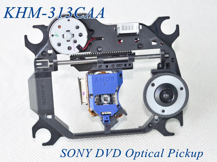 DVD / EVD Optisk pick-up KHS-313A KHM313CAA MEKANISME KHM-313CAA DVD laserhoved (KHM-313AAA)