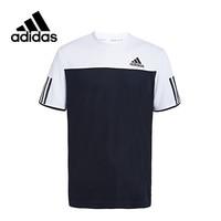 Intersport New Arrival 2017 Original Adidas CLUB TEE Men S Tennis T Shirts Short Sleeve Sportswear