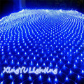 3M x2M 210 LED Fairy String Xmas Tree Mesh Curtain Ceiling House Window Wall Net Light Festival Christmas Holiday Decoration