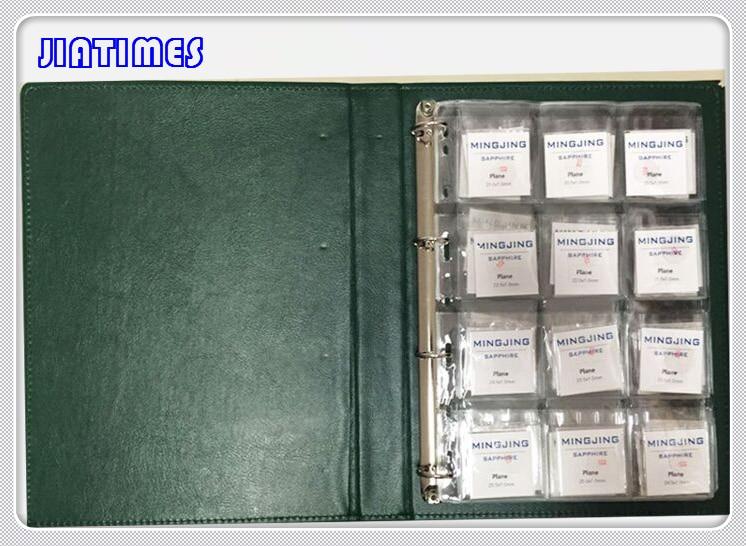 купить Free Shipping 1 Set 1.0mm Thick Flat Round Sapphire for Watch Replacement по цене 10539.61 рублей