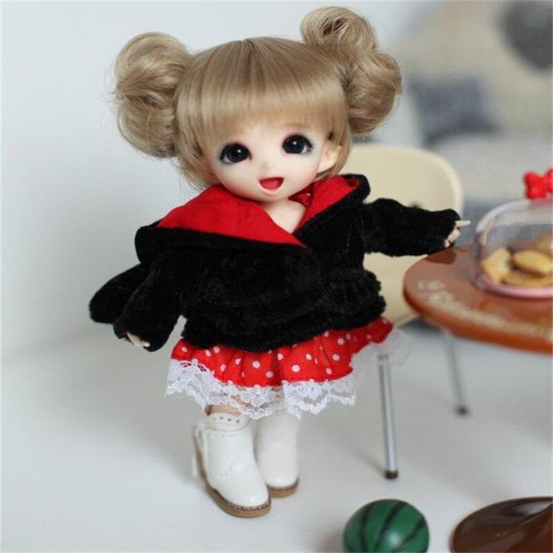 Märchenland Pukipuki Pongpong bjd sd puppen 1/12 körper modell mädchen jungen augen Hohe Qualität spielzeug shop harz Freies augen-in Puppen aus Spielzeug und Hobbys bei  Gruppe 1